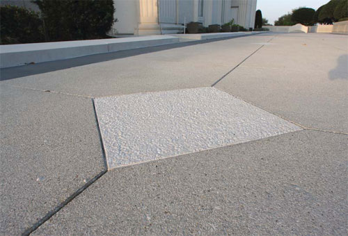 How I patch concrete sidewalks and patios, Mike Haduck
