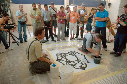 decorative concrete booms across the atlantic | concrete decor