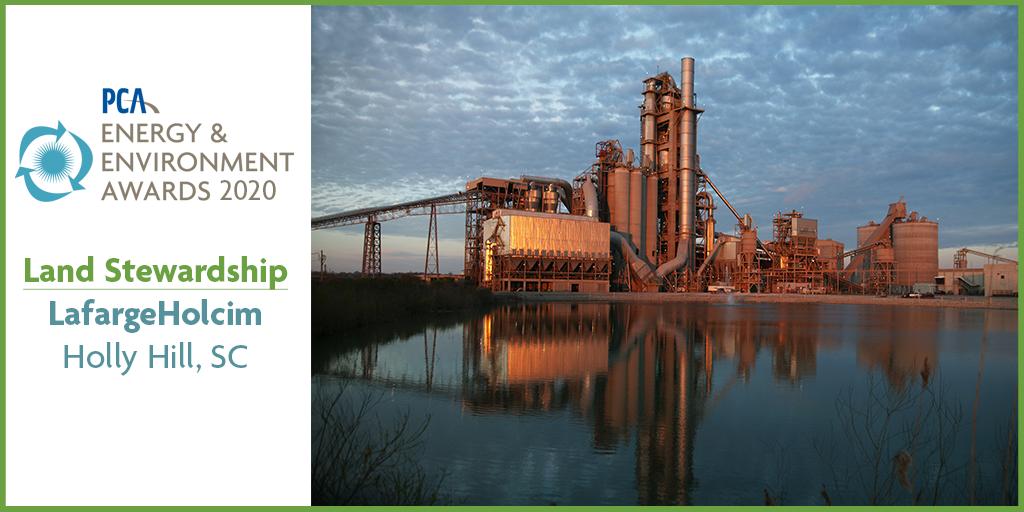 PCA energy and environment award winners - Land Stewardship
