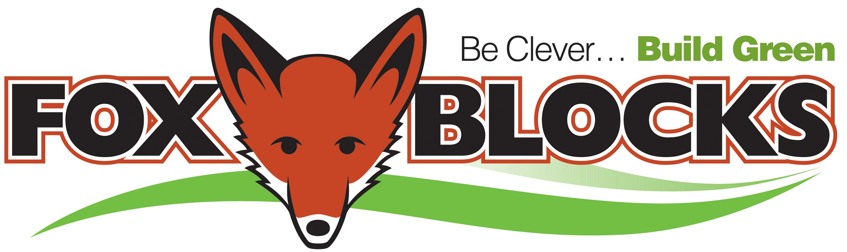 Fox Blocks Logo