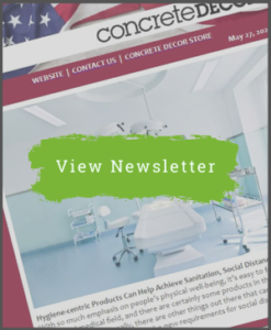 May 27, 2020 - newsletter