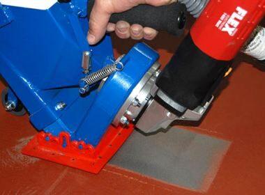 1-5HH Blastrac Handheld Shotblaster