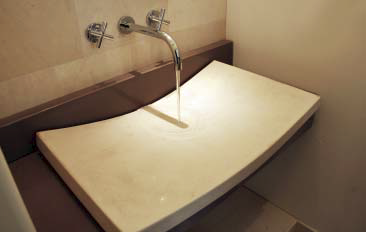 Best Integral Sink: Nick Relampagos, It's Concrete