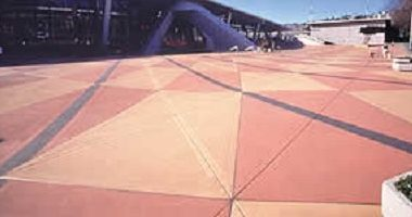 Color Your World with Integrally Colored Concrete