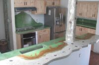 Concrete countertop gets new life with sealer