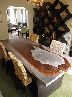 Fu-Tung Cheng Award Runner Up Kitchen Dining Table