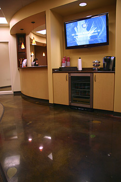 Decorative concrete by Jim Vermillion - Concrete Decor Magazine