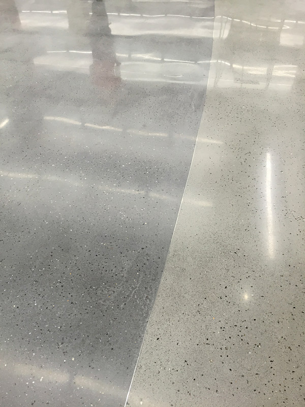 concrete overlay, CTS Rapid Set