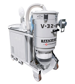 Lavina new vacuum - Superabrasive (www.superabrasive.us) introduced a new propane vacuum, the V-32-G, and a 25-inch, self-propelled grinding and polishing machine to its Lavina line.