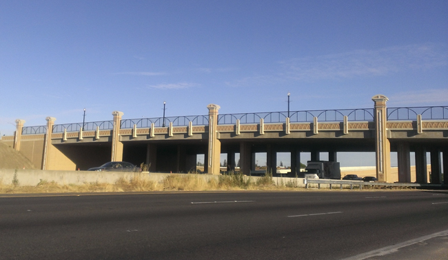Heavy/Highway Concrete - First Runner-up CNJ Enterprises Spokane, Washington California DOT bridge