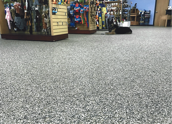 Outstanding SunOne/SunEpoxy Job Decorative Concrete Resurfacing, St. Louis, Missouri