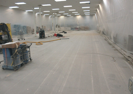 It is extremely rare for retailers to close during renovations unless a disaster has occurred.