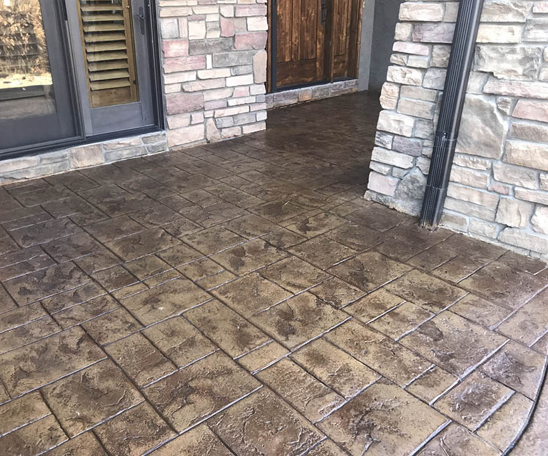 Sometimes there's a bit of a learning curve with a new product and not every system is created equally. That's why it's so important to have good communication with your manufacturer's rep and/or distributor. Photo courtesy of Colorado Hard Surfaces