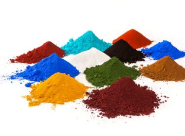 Integral Color for Concrete in various colors