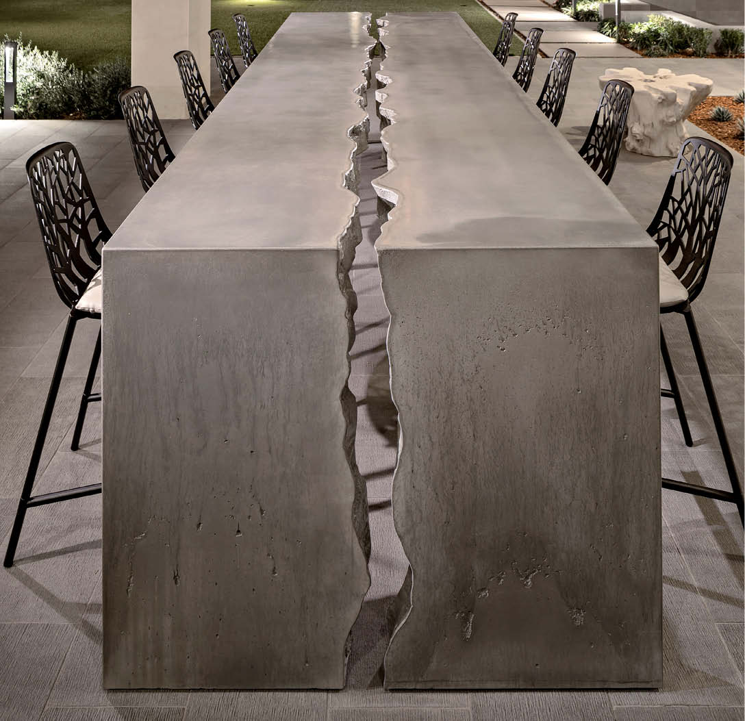 Tip Top Concrete Tables And Counters
