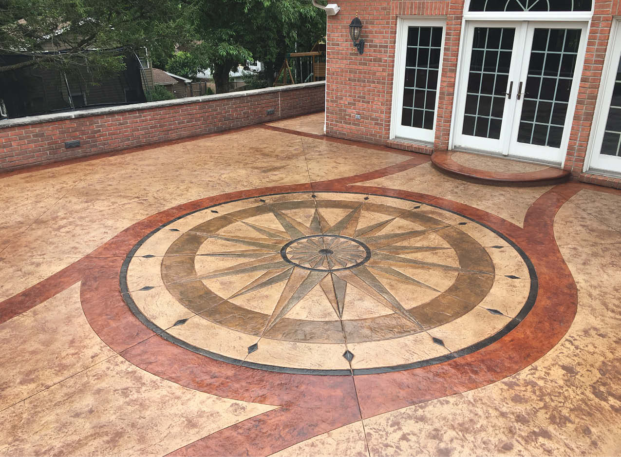 But the reality that polished concrete and decorative concrete installations require some degree of maintenance to retain their appearance and performance present a potential opportunity for the contractor, in the form of maintenance services going forward.