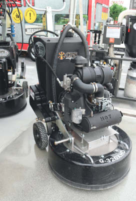 G-320XHD grinder from CPS