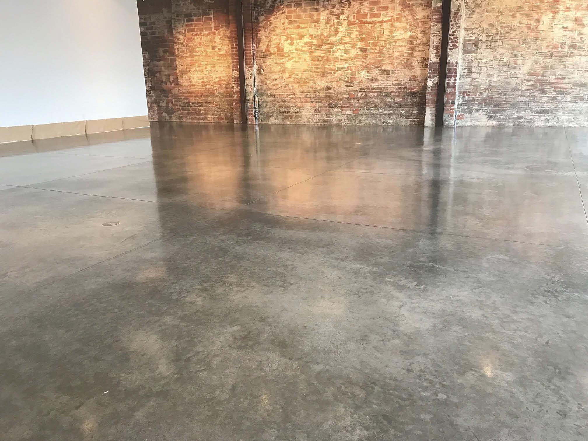 Alternative Finishes For Interior Concrete Floors Decor
