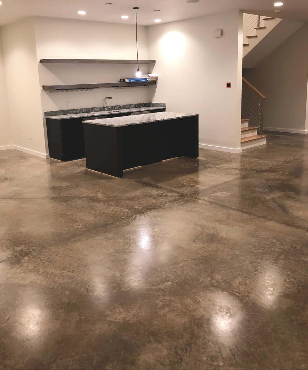 Interior Concrete Floors