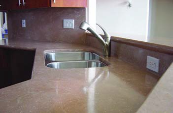 Concrete countertops are a way that your customers can get unique and fresh looks in their homes.