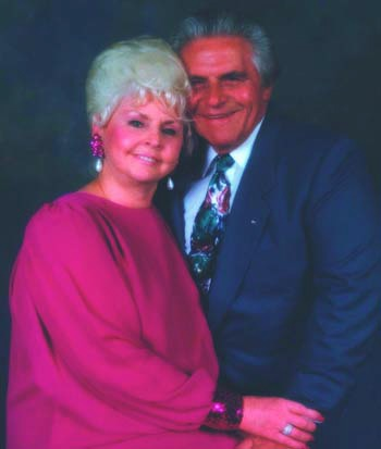 John Buhler and wif Marguerite, founders of SuperStone