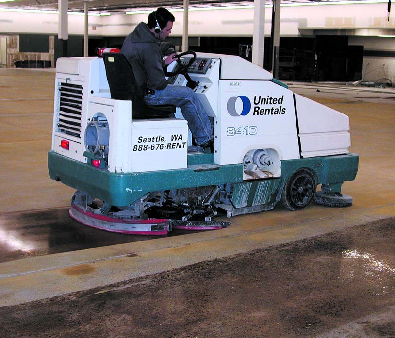 Planetary Polishers - Polished concrete floors — which are popping up at big box stores, malls, warehouses, restaurants, distribution centers, showrooms, schools, hotels, manufacturing facilities and high-end residential homes across the country
