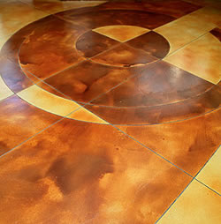 Floor Seasons - The company specializes in multicolor designs on interior and exterior surfaces in homes, restaurants and retail establishments.