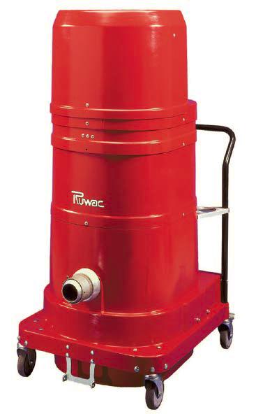 DS2 Powerhouse Series vacuums