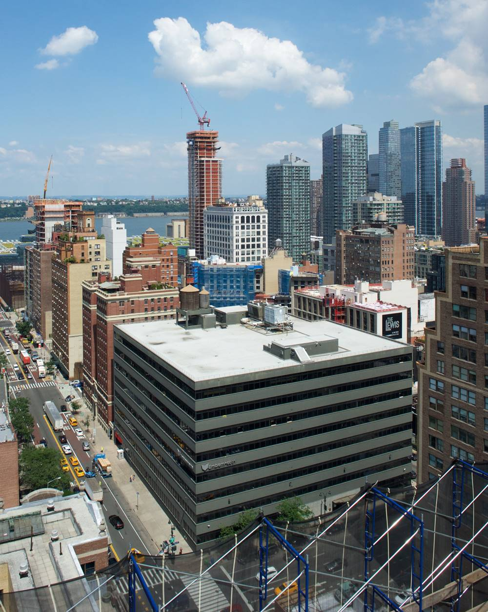 The Hudson Commons won the High-Rise category of the 2020 ACI awards
