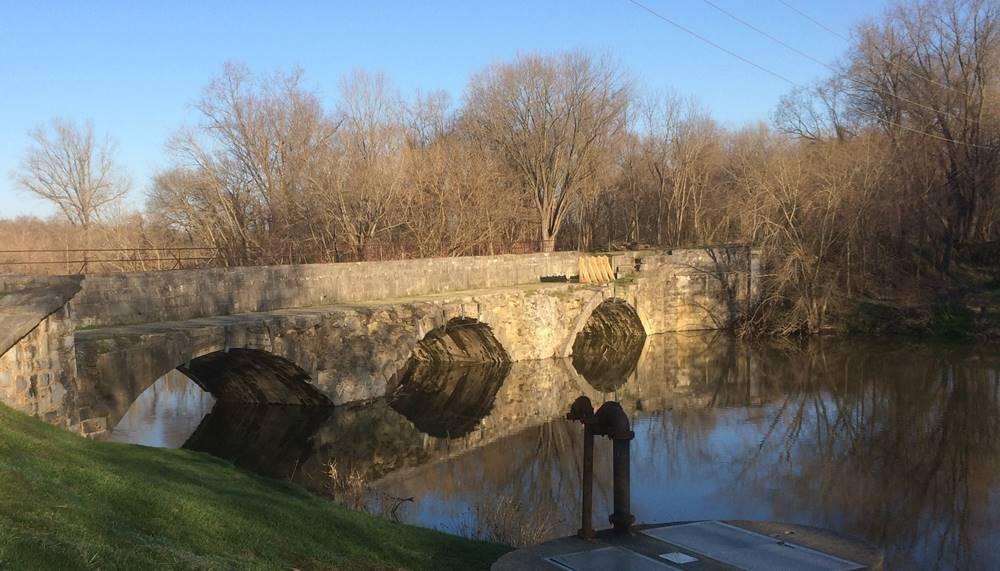 Conococheague Aqueduct Rehabilitation, Maryland