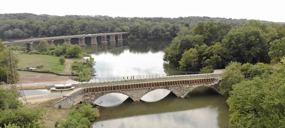 ACI 2020 Award Winners - Conococheague Aqueduct - After
