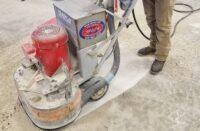 A Terrco grinding machine