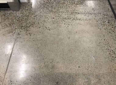 Polished concrete troubleshooting