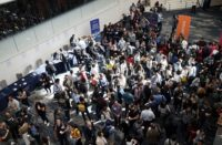 Trade Shows are garnering large crowds after the pandemic