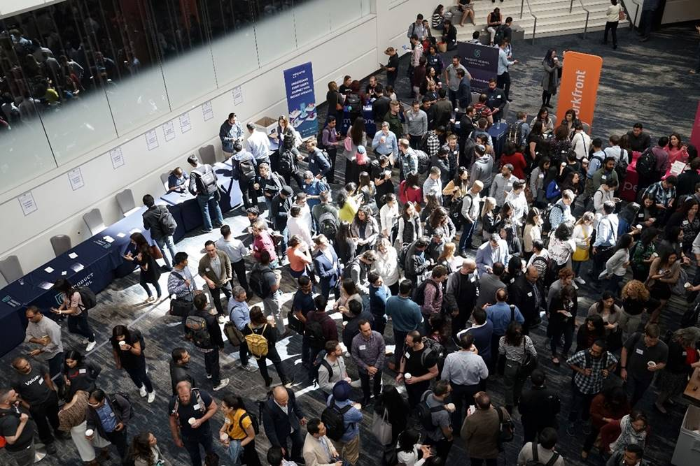 the idea of trade shows can be daunting after a year into the pandemic - here's some things to remember