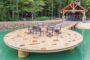 <i>And now there are two:</i><br/> Dock featured in Concrete Decor <br/>inspires contractor to build his own