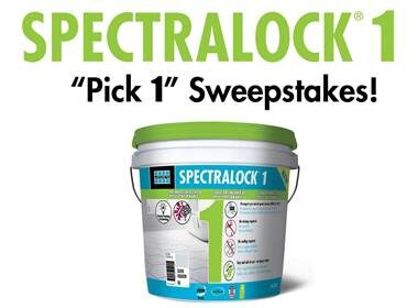 Spectralock Pick 1 sweepstakes