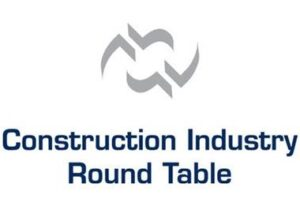 Construction Industry Round Table Logo - role of design in recovery from the Coronavirus pandemic
