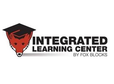 Integrated Learning Center by Fox Blocks Logo