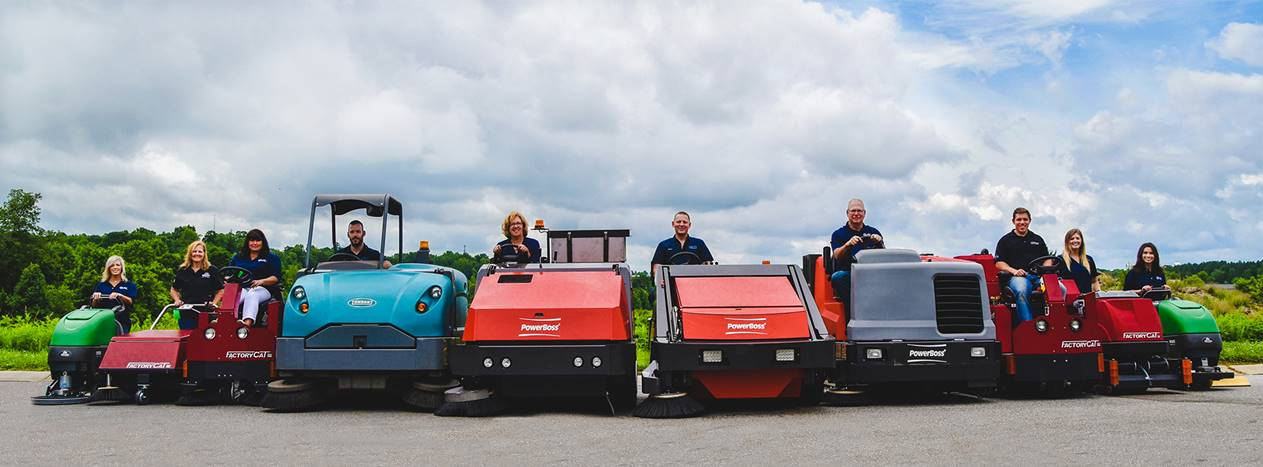 Jon-Don Acquires Factory Cleaning Equipment