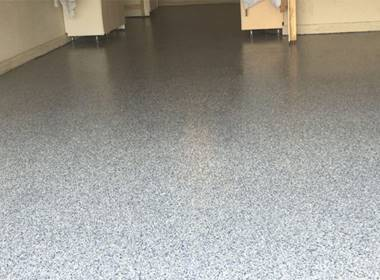 The Concrete Guy - Epoxy floor