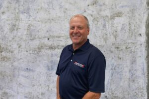 John Hendry, New Makinex National Account Manager