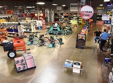 Live Oak Construction Supply Opens Second Location