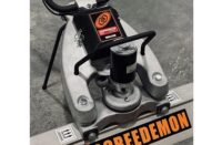 ScreeDemon powered by RedLithium Battery