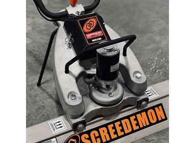Battery Powered ScreeDemon