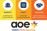 Diversity Equity and Inclusion Practice Group by AOE