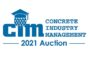 2021 CIM Auction Items at World of Concrete are Contractor-Focused