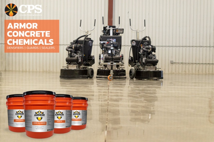 CPS Armor Concrete Chemical
