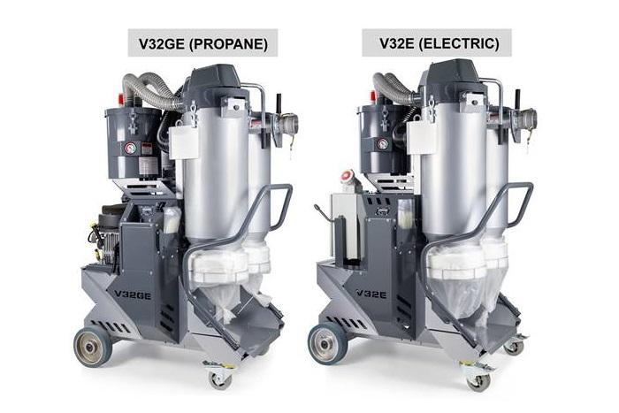 Lavina Elite V32 Dust Extractors