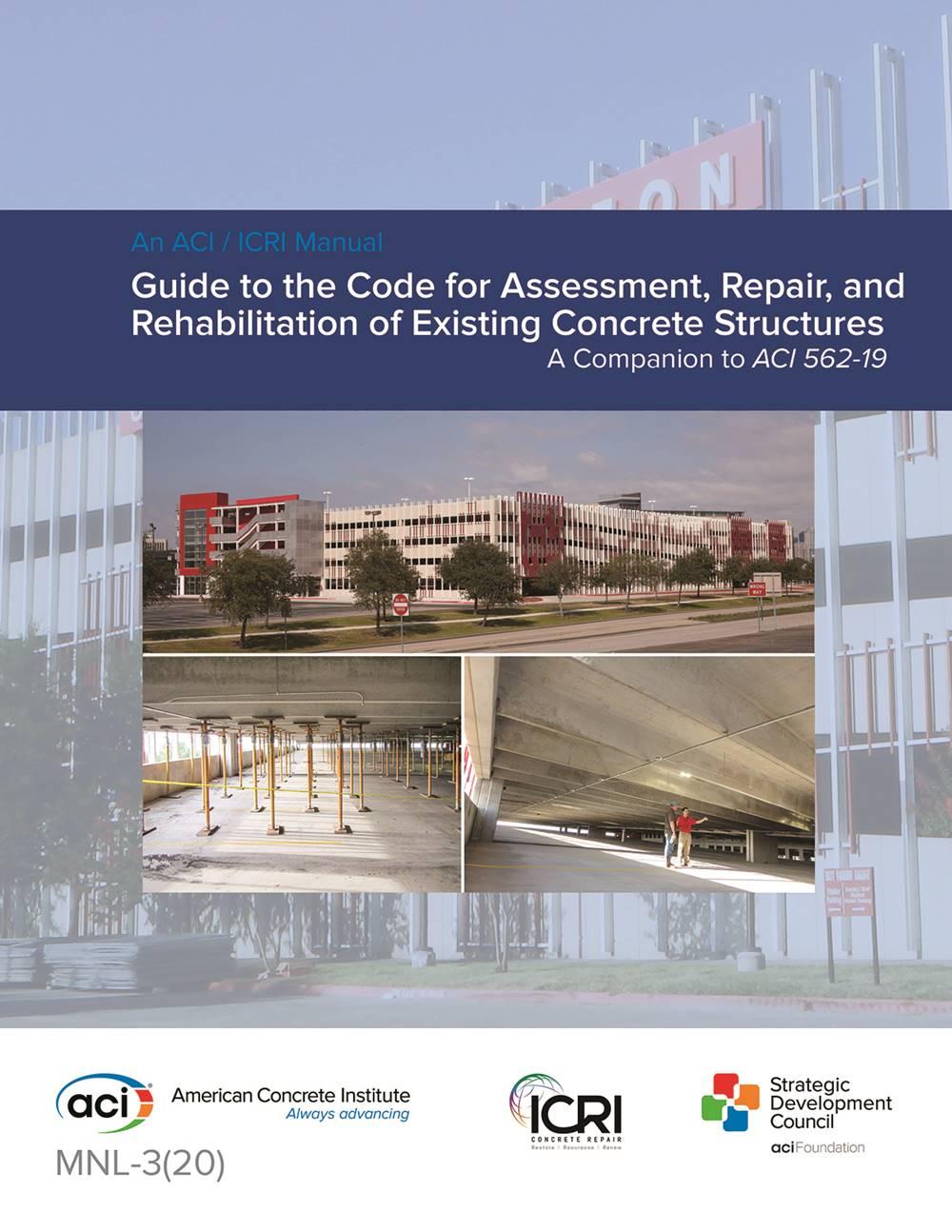 ACI and ICRI Publish New Guide